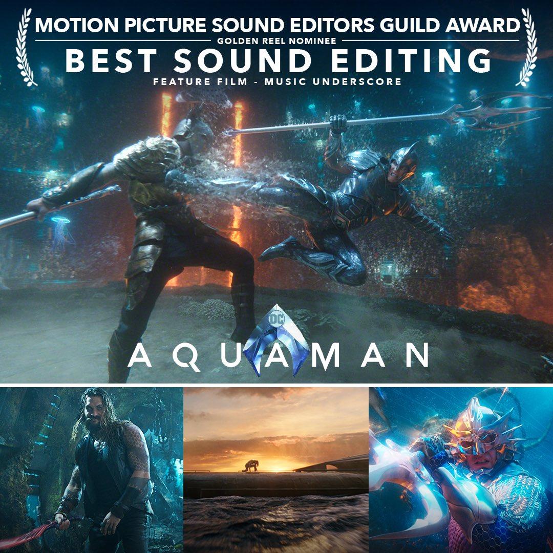 Aquaman Movie At Aquamanmovie Twitter