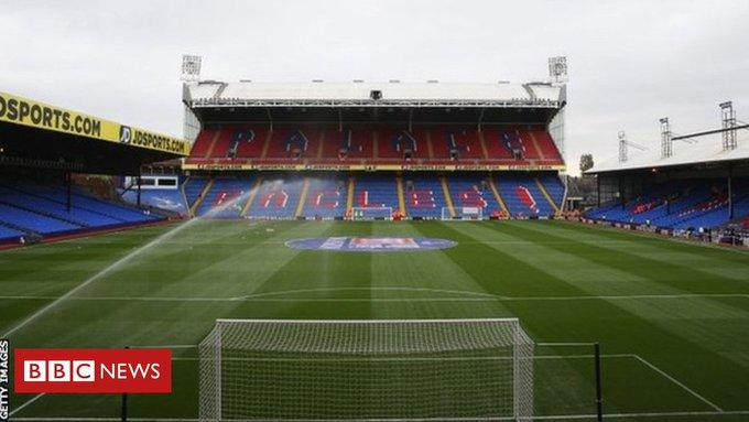 Latest News Crystal Palace to shelter homeless at Selhurst Park stadium Photo
