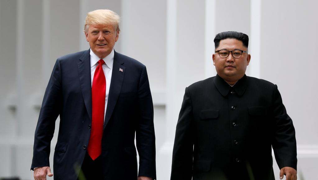 Un nouveau sommet entre Donald Trump et Kim Jong-un fin février https://t.co/h0xNNoyFby