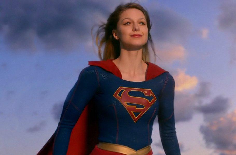 Vamos com a #Supergirl? 😉