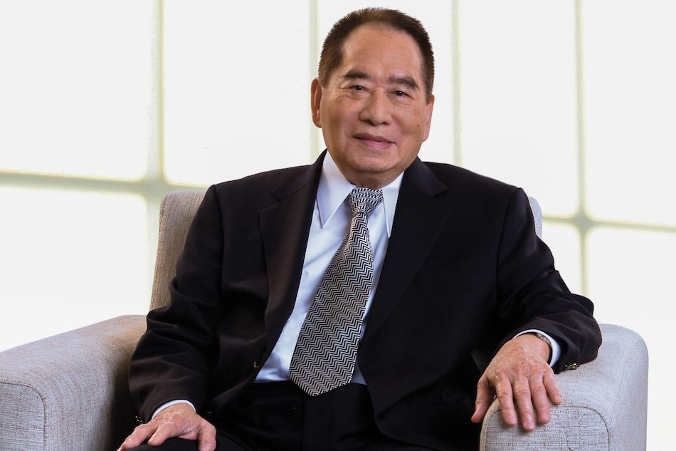 JUST IN: Tycoon Henry Sy Sr has passed away at 94.   More details to follow.
