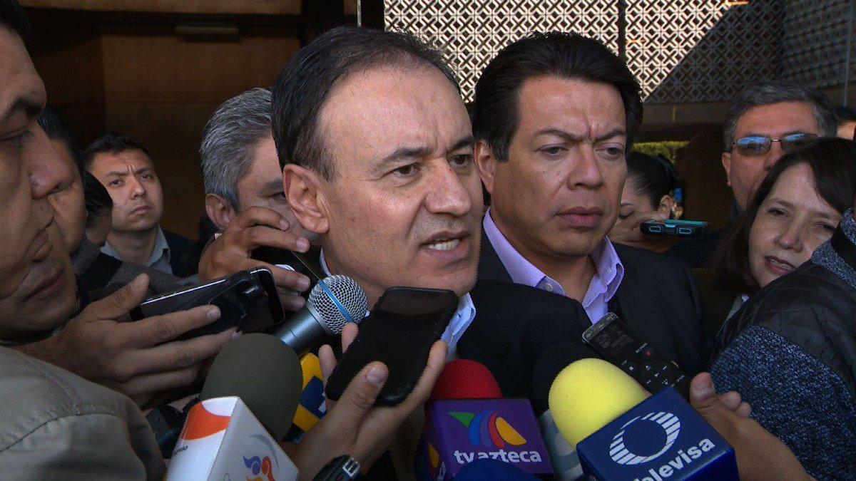 Azteca Noticias's photo on Alfonso Durazo