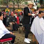 #JokowiDiGarut Twitter Photo