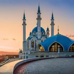 Image for the Tweet beginning: Across Russia are significant Muslim