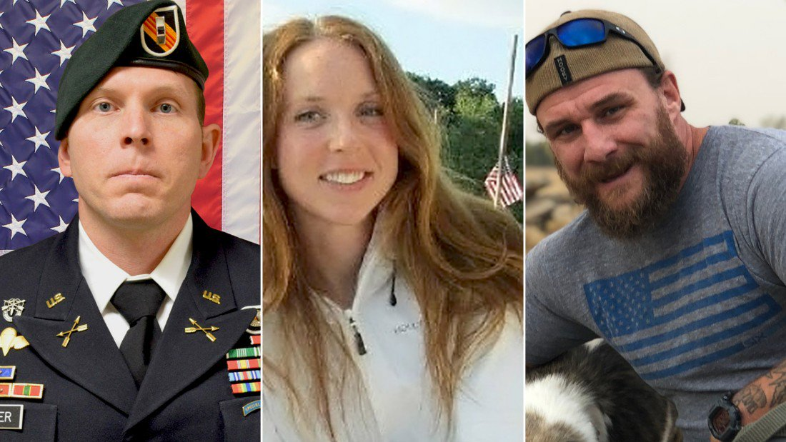 These are the Americans killed in Syria https://cnn.it/2DmavJ7