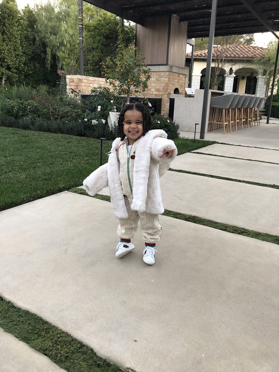 Rob Kardashian Shares Adorable New Photo Of Daughter Dream