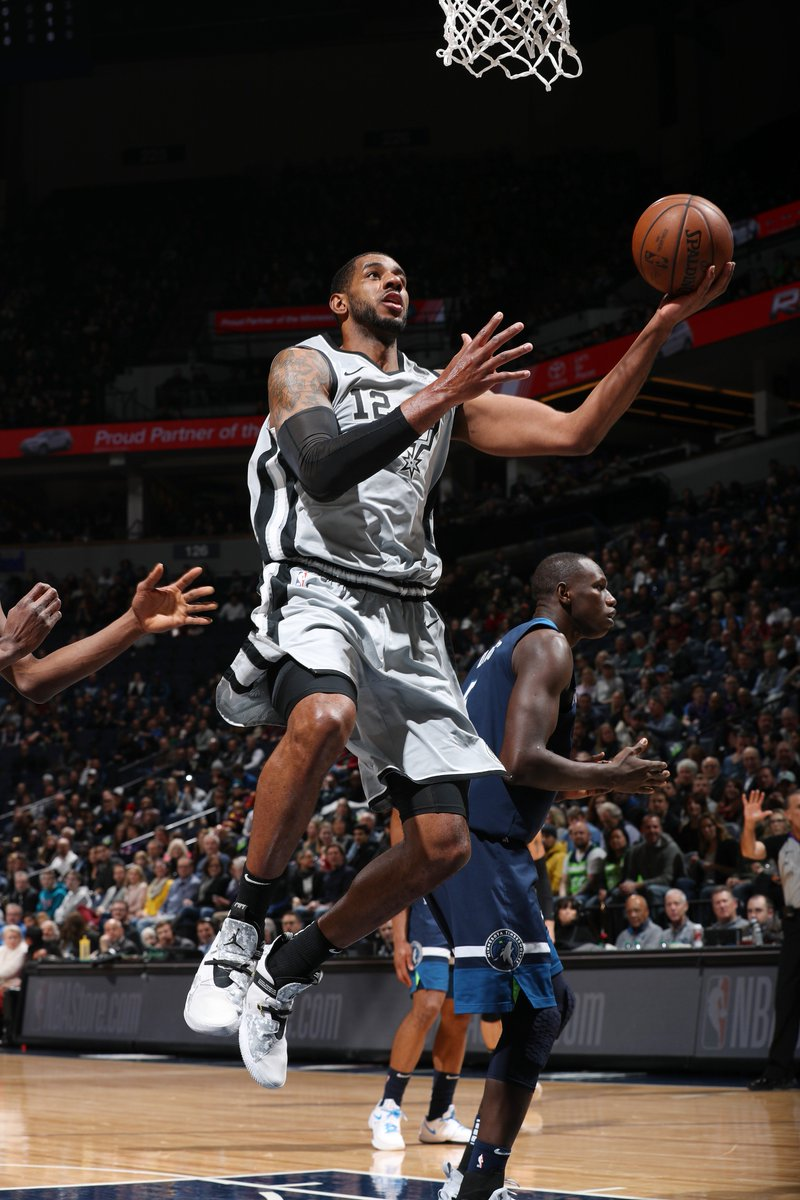 NBA's photo on #GoSpursGo