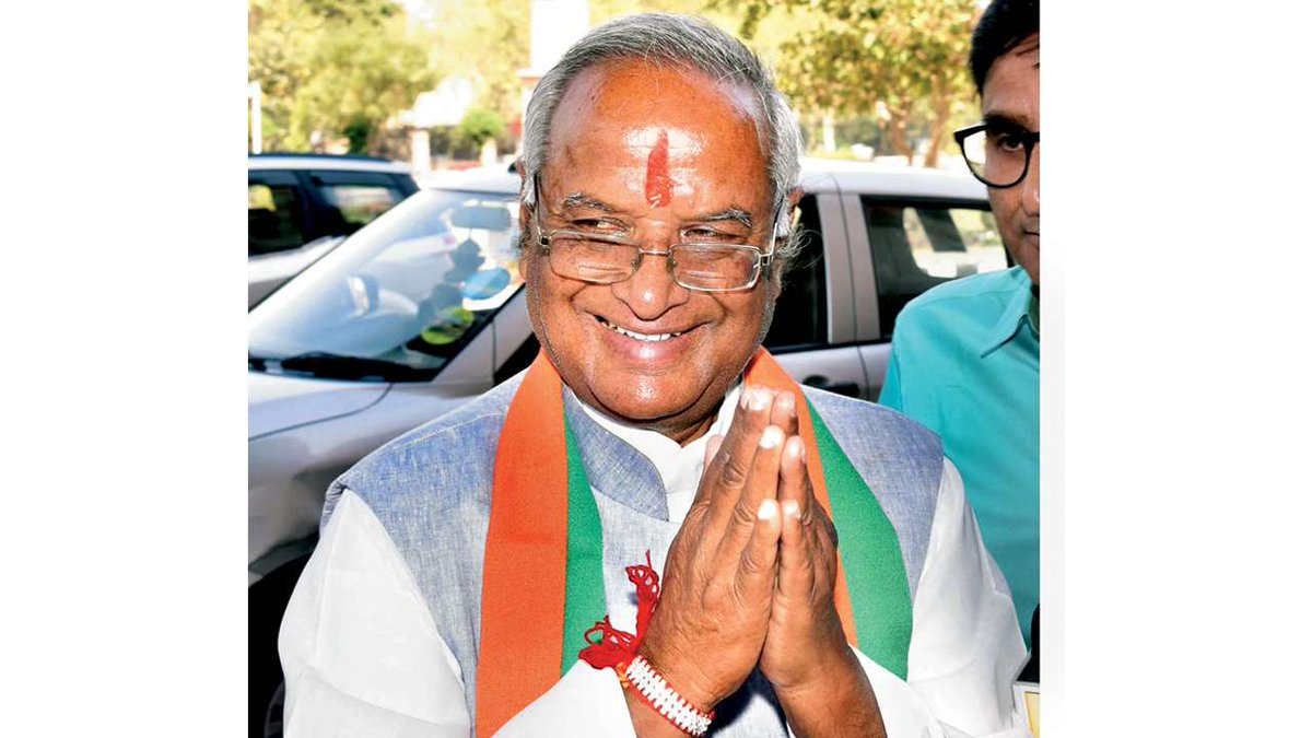 DNA ANALYSIS: Why BJP won't change the state party chief in #Rajasthan https://t.co/8AxbeD1KUn writes @sangpran