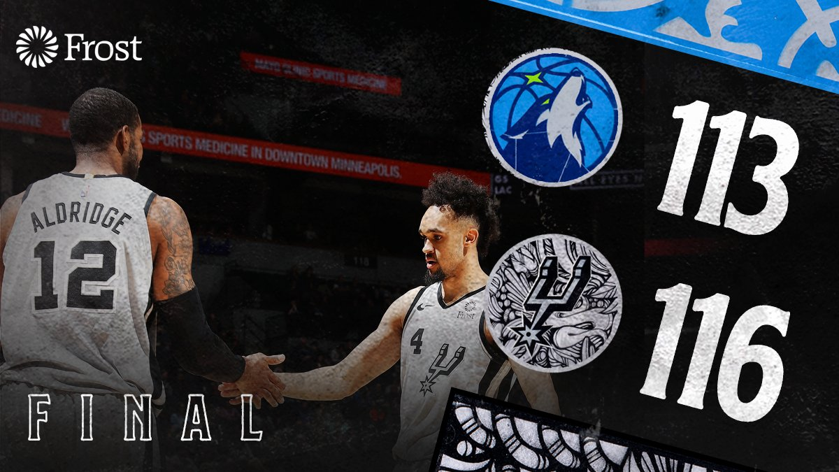 San Antonio Spurs's photo on #GoSpursGo