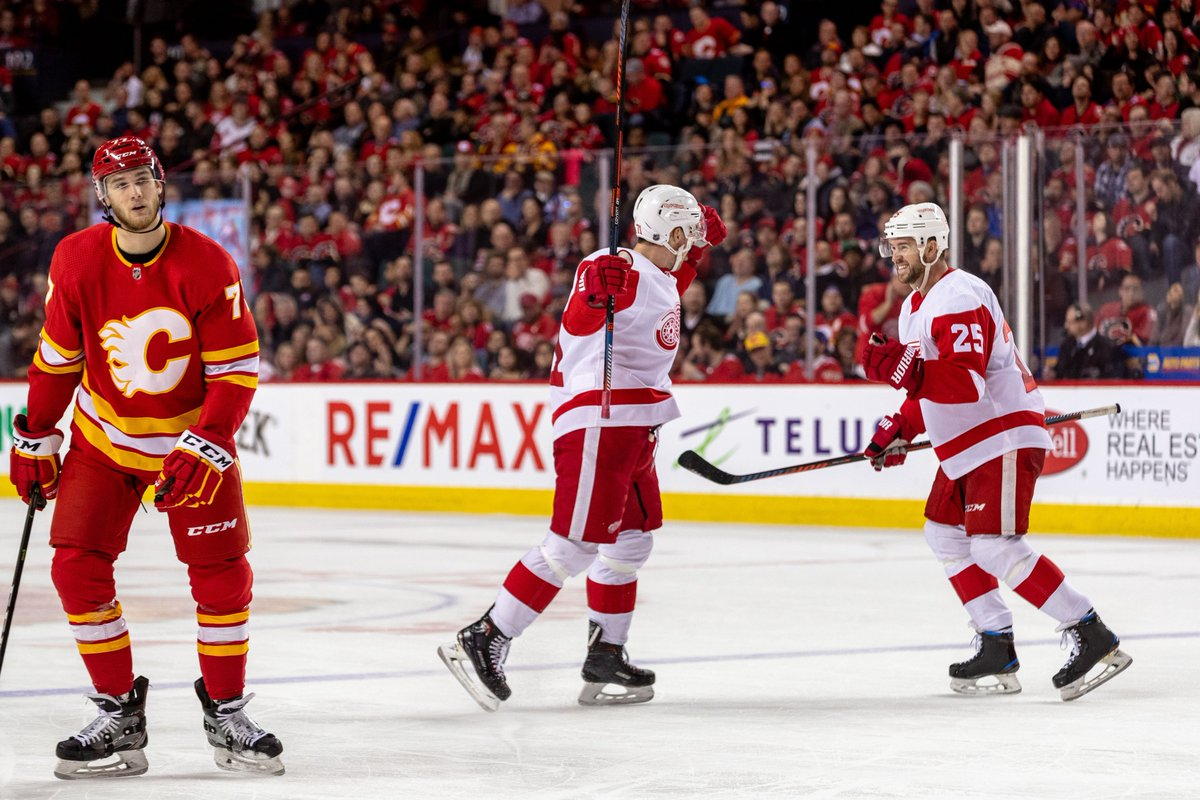 Detroit Red Wings's photo on #RedWings
