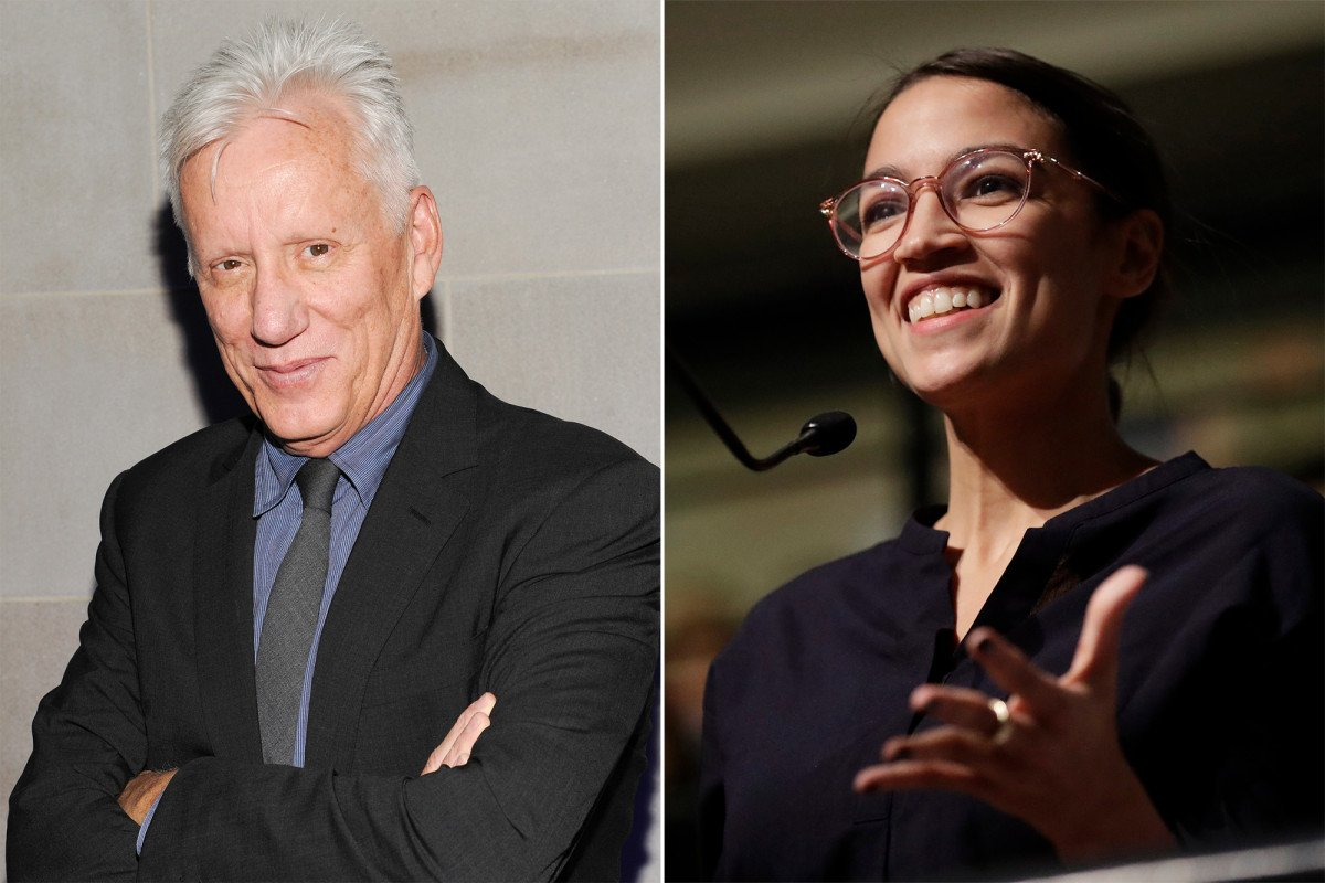 James Woods calls Alexandria Ocasio-Cortez &quot;the most dangerous person in America&quot;  https:// nyp.st/2DjXOOA  &nbsp;  <br>http://pic.twitter.com/bQIYC5c1sl