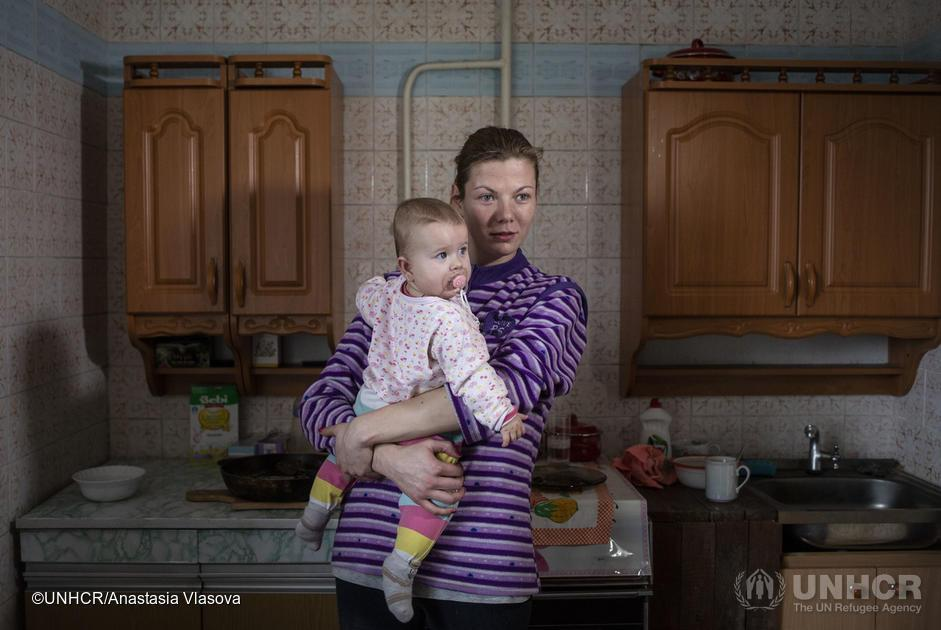Their lives have been torn apart by war. Now winter temperatures are making life for thousands even more difficult in Ukraine https://t.co/D5tty916Q1