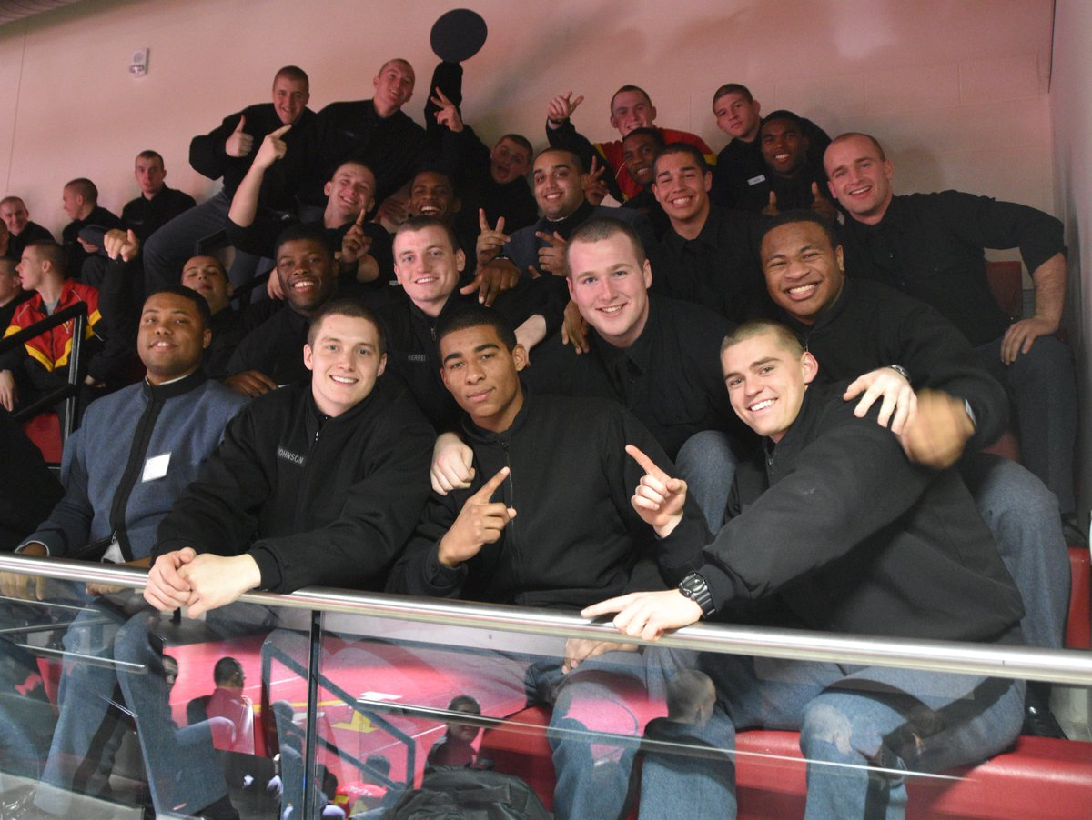 Friday Night Lights, VMI Football Supporting VMI Wrestling, One Corps One Team. # We Are VMI #10TD<br>http://pic.twitter.com/BZUDU1JQGJ