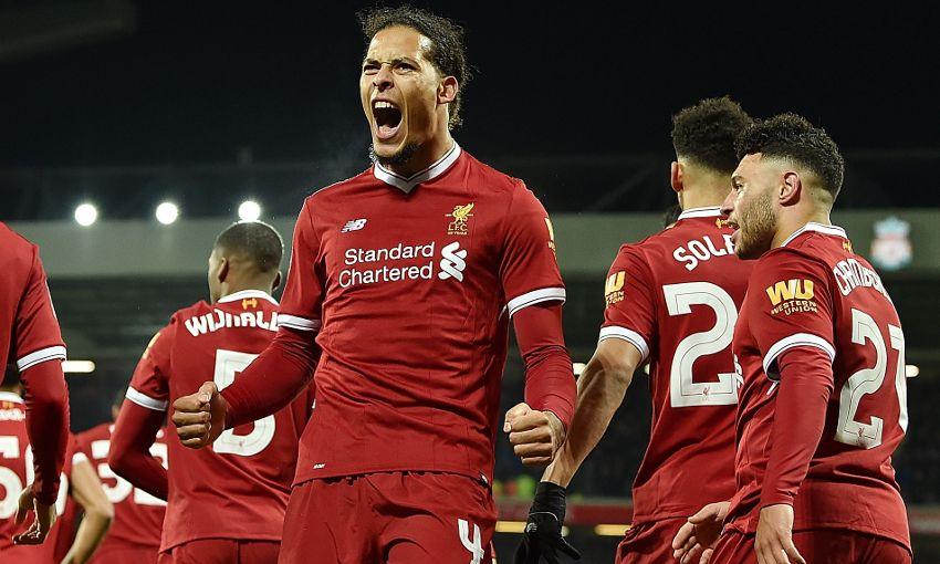 Liverpool เสียประตูไม่เกิน 1 ประตูต่อเกมใน 16 เกมพรีเมียร์ลีกหลังสุดในบ้าน โดยเก็บคลีนชีตได้ถึง 12 นัด และเสียไปแค่ 4 ประตูใน 4 เกม #lfcthai