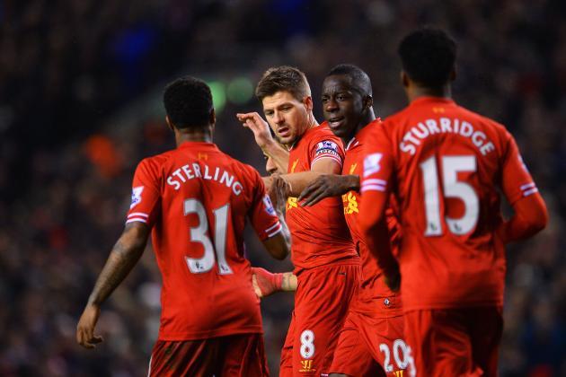 ถ้าเกมนี้ Liverpool ชนะ จะเป็นการทำสถิติชนะในบ้านติดต่อกัน 7 เกมเป็นครั้งแรกนับตั้งแต่มกราคม 2014 #lfcthai