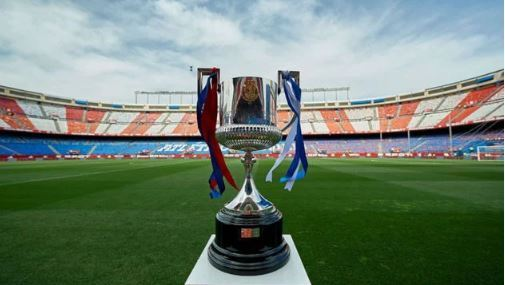 Mister BICO's photo on Copa del Rey