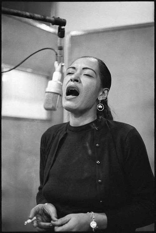 RT @jazz_times: Billie Holiday   #Jazz https://t.co/FChAEM75Nw