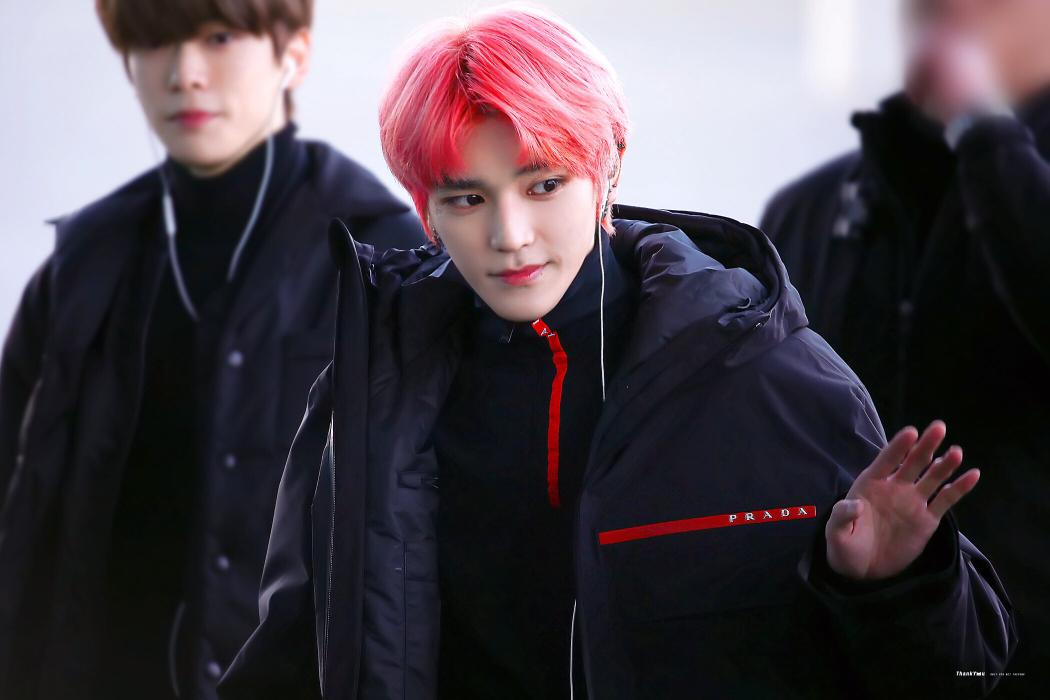RT @LTY701_INTL: [HQ] 190117 #NCT127 #TAEYONG cr: ThankYou9571 https://t.co/dxxO9K2aYN