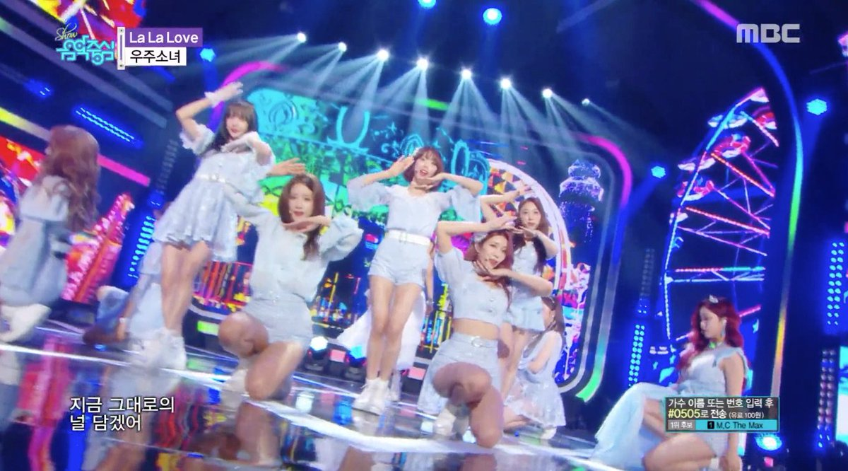WATCH: #WJSN Takes Over 'Music Core' Stage With 'La La Love' https://t.co/PgnROczENJ https://t.co/cTFKQWt7YJ