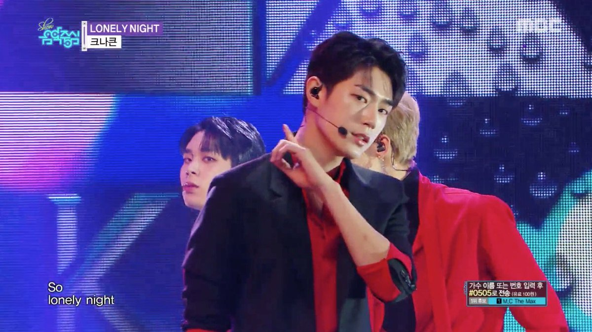 WATCH: #KNK Performs On 'Music Core' With 'Lonely Night' https://t.co/PgnROczENJ https://t.co/RKKJ0jTnd5
