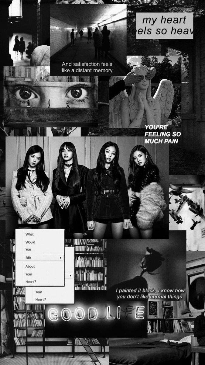 New Wallpaper With Blackpink Blackpink Jisoo Jennie