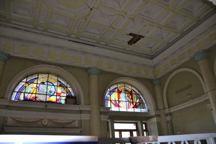Сальск фото внутри вокзала