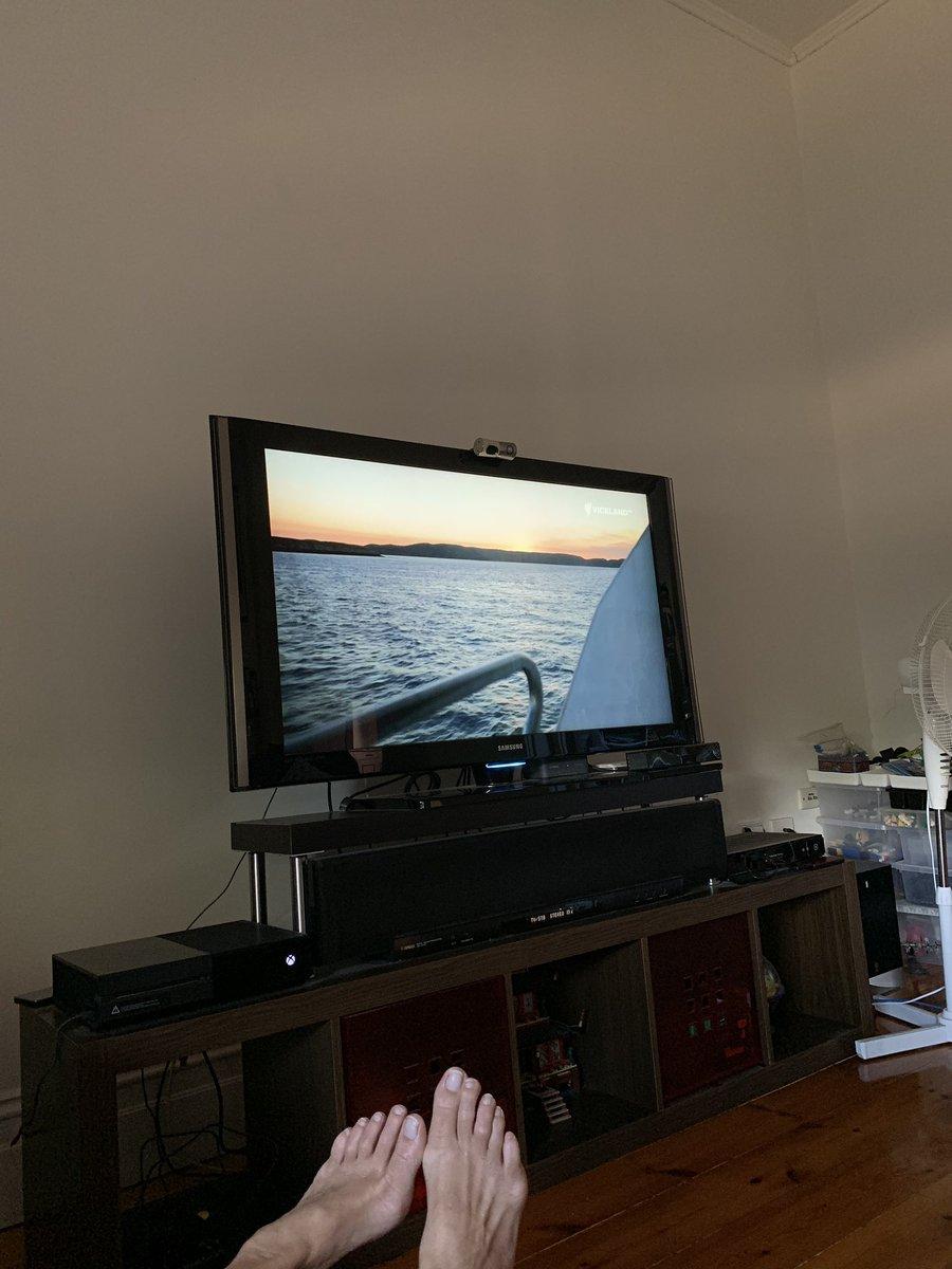 RT @sfwally: Loving @SBS #SlowSummer #sunsetonthecouch https://t.co/kt07zSeFxX