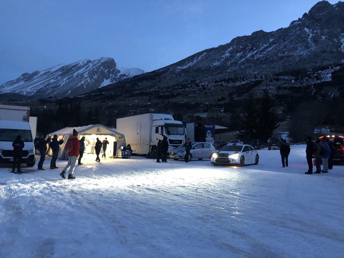 WRC: 87º Rallye Automobile de Monte-Carlo [22-27 de Enero] - Página 2 DxQV2BGXcAY7tsk
