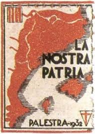 Image result for paisos catalans  la nostra patria palestra