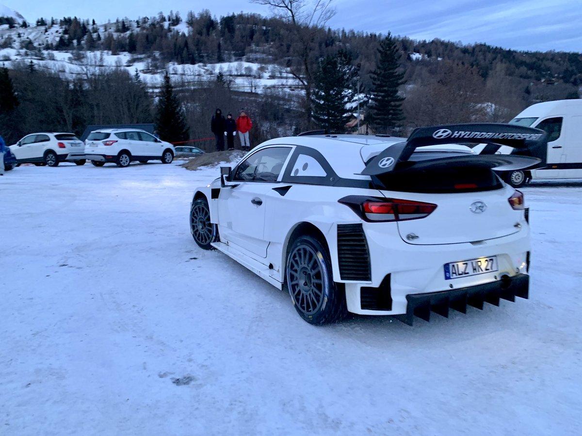 WRC: 87º Rallye Automobile de Monte-Carlo [22-27 de Enero] - Página 2 DxQeSf2XQAABwHF