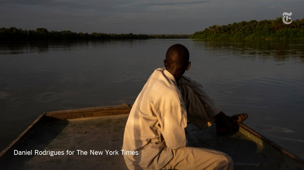 52 Places to Go in 2019, No. 28: Gambia. Hippos and chimpanzees — and a renewed sense of hope. https://nyti.ms/2FEkwm7