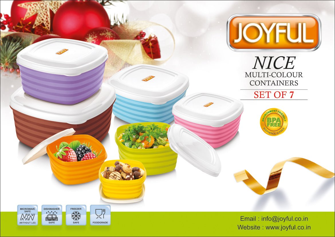 ... Snacks And More Is Here With Joyfulu0027s Nice Containers Set Of 7! #Joyful  #foodstorage #storagecontainers #containers #microvawesafe #freshfood ...