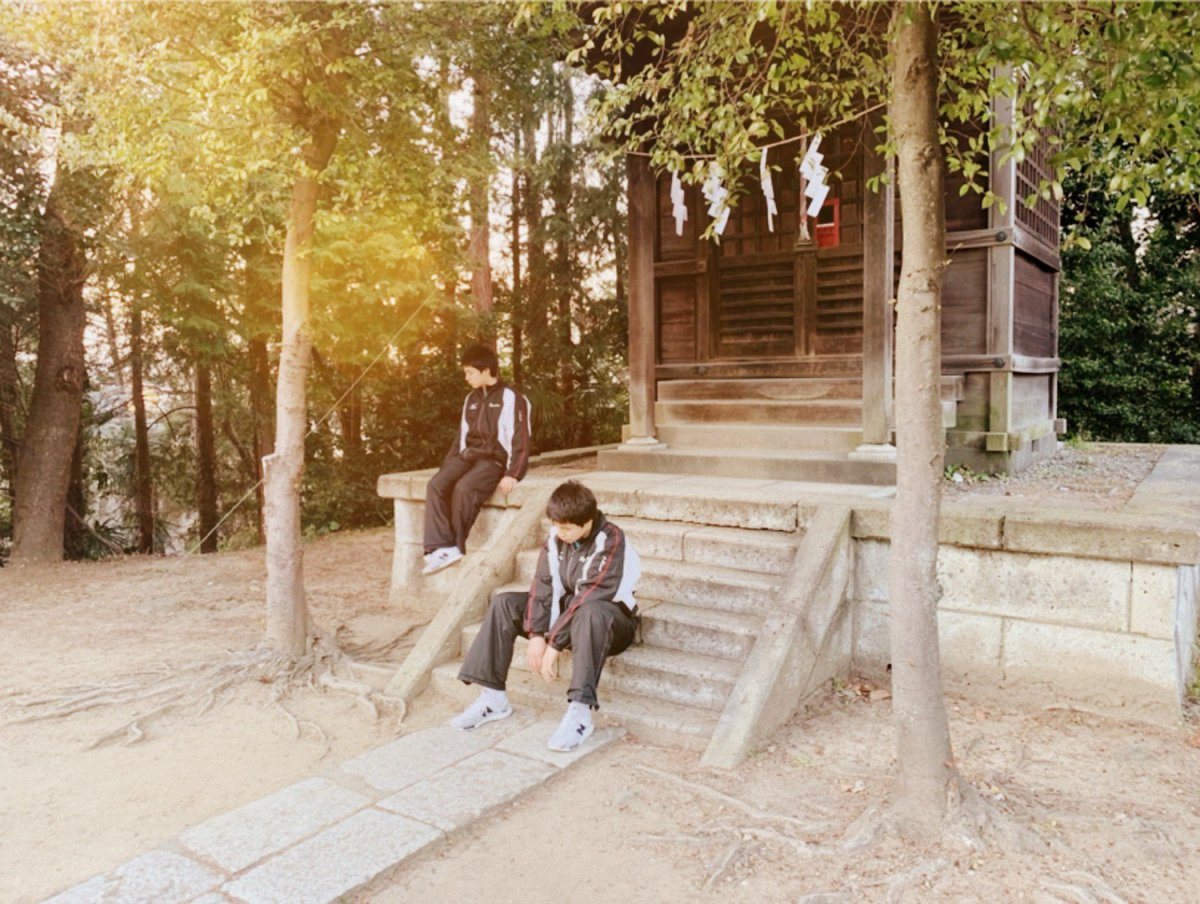 RT @igakou0412: 武蔵による一人二役 #耳をすませば  #聖蹟桜ヶ丘 https://t.co/bZPbfDoLOa