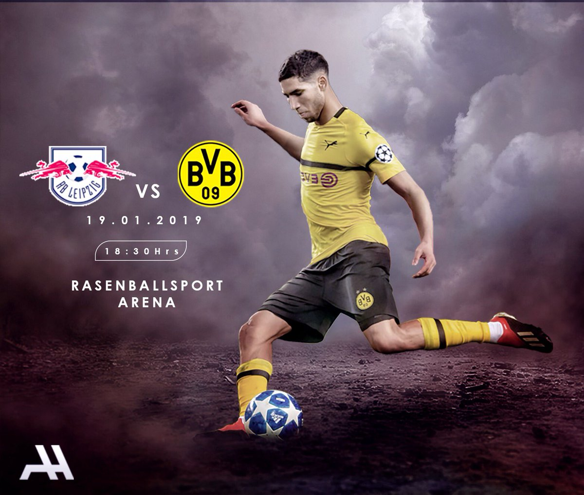 🏆 Bundesliga  🆚 RasenballSport 🏟 RasenballSport Arena 🗓️ Saturday, January 19th ⏰ 18:30 ⚽️🐝 #RBLBVB