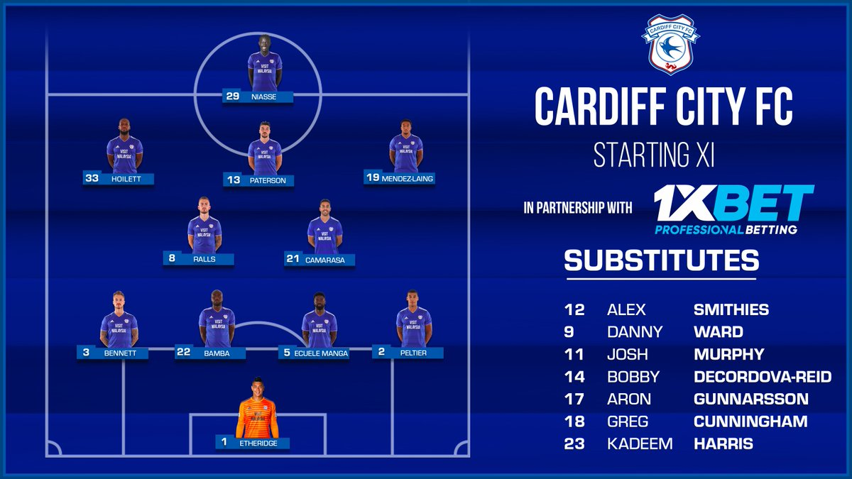 #NEWCAR | #CardiffCity team news!  Brought to you by @1xbet_Eng...  #CityAsOne 🔵⚽️🔵⚽️