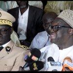 Image for the Tweet beginning: Wack Ngouna : Moustapha Niasse