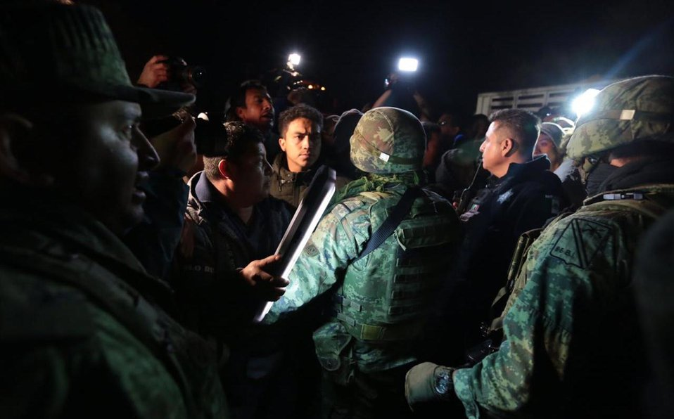 Milenio.com's photo on #explosion