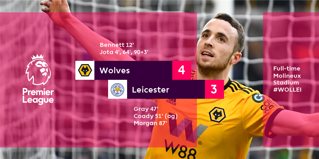 An absolute thriller!  #WOLLEI