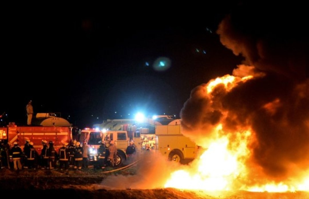 La Plume Libre's photo on #explosion