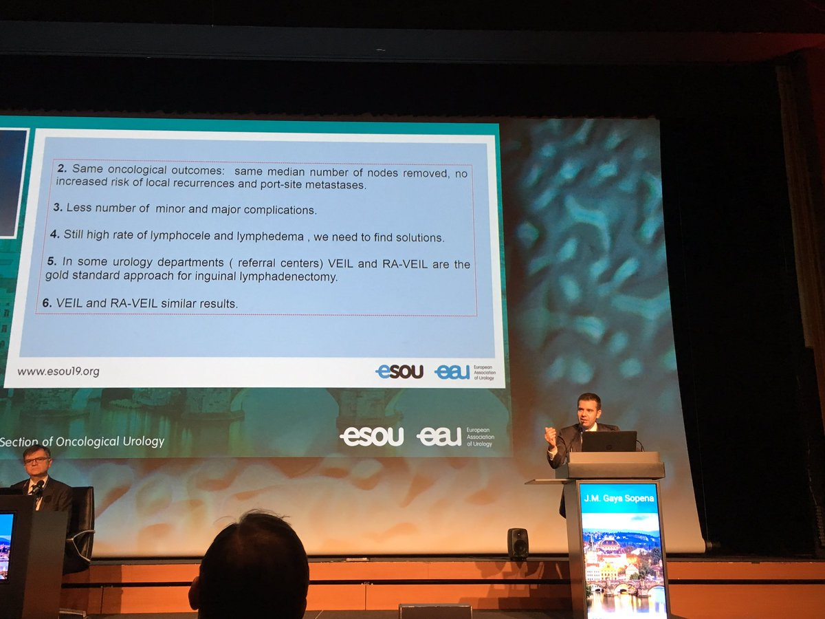 Highlights from ESOU19