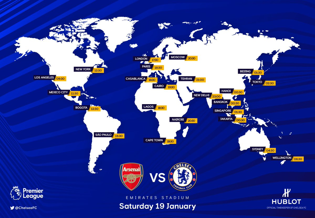 Where will you be watching #ARSCHE later? 🤔🗺