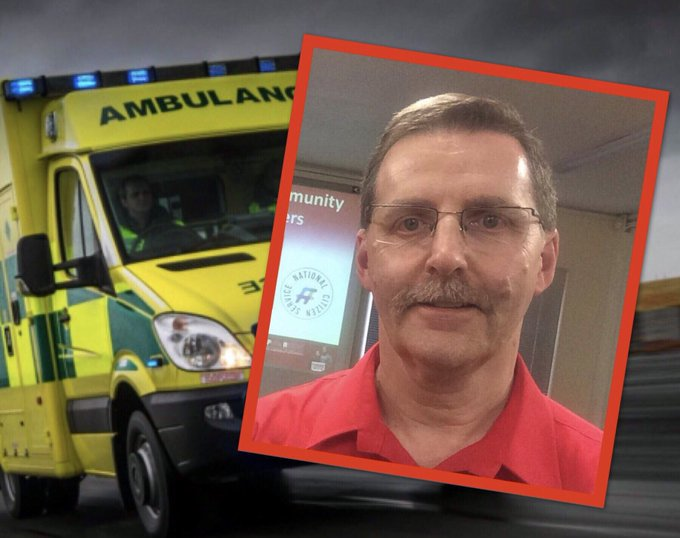 Certainly a brisk #SaturdayMorning! We have R2096 on duty out of #Withyham for the team and @SECambulanceCFR Photo