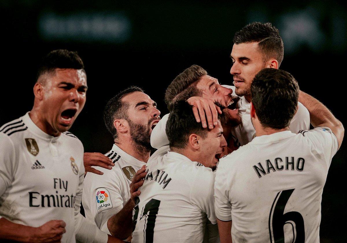Real Madrid's photo on DÍA DE PARTIDO