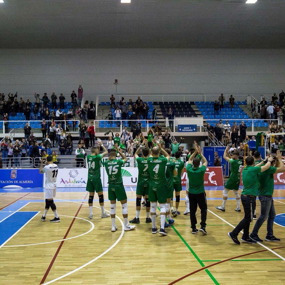 Unicaja Almería Voleibol 🏴 🇪🇸's photo on DÍA DE PARTIDO