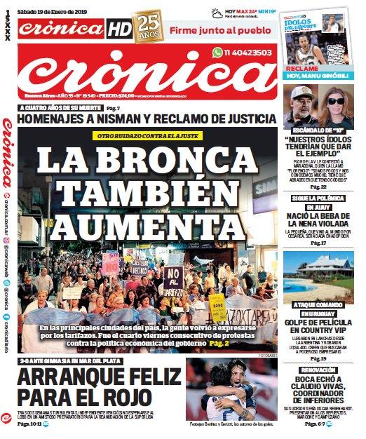Diario Crónica's photo on Maradona