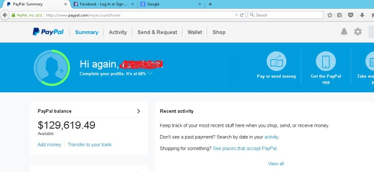 How to Earn Money From Paypal Instantly - Get more free paypal funds