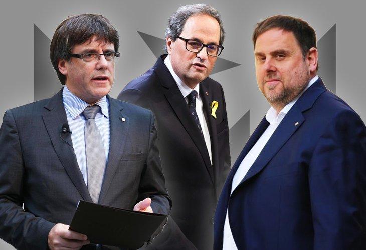 ¡¡Toma ya!! Una usuaria de Twitter les 'pinta la cara' a los líderes del procés y a sus CHANCHULLOS con un hilo épico que no te debes perder 👇  http://bit.ly/2DkvlIP  #Cataluña #proces