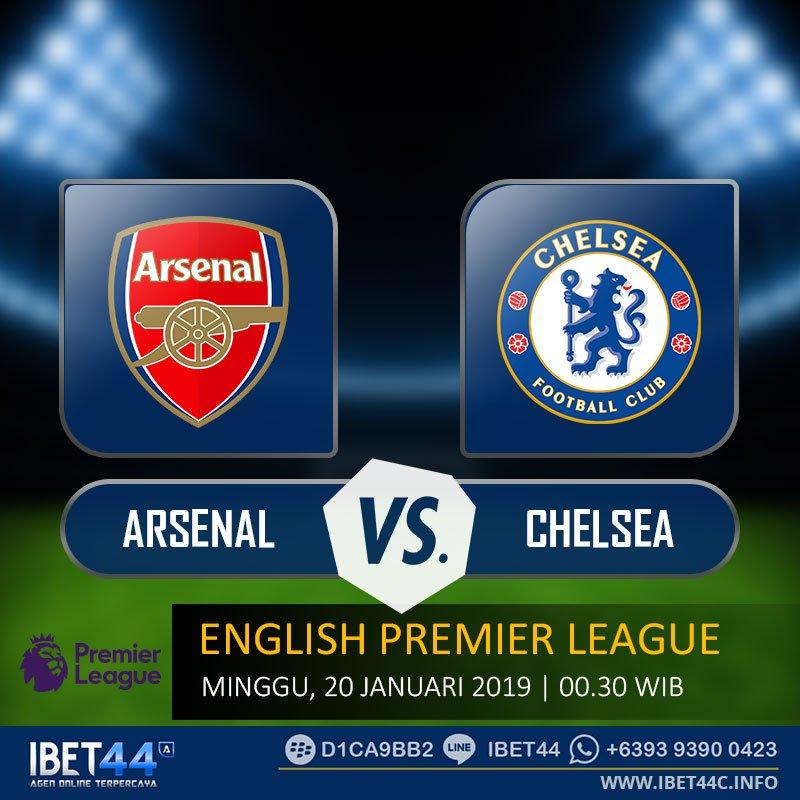 English Premier League  Arsenal vs Chelsea Hdp : -0.25 Chelsea | O/U : 2.5  Join now : http://ibet44c.info BBM : D1CA9BB2 | Line : ibet44 | WA : +6393 9390 0423  #jadwalbola #ligainggris #EPL #agenbola #judibola #sepakbola #taruhanbola #sbobet #ibcbet #Arsenal #Chelsea