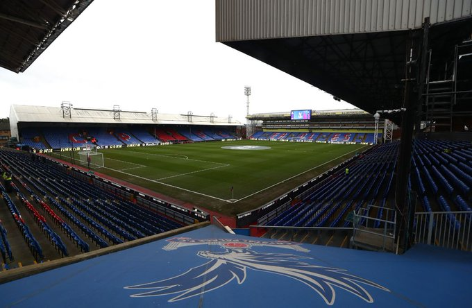 Crystal Palace will be welcoming the homeless into Selhurst Park as temperatures go Class act. 👏👏 Photo