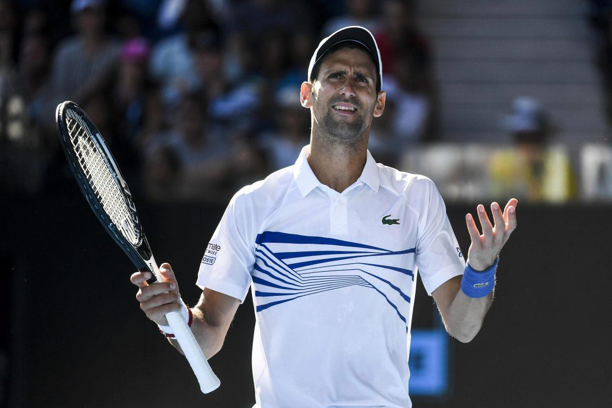 Novak Djokovic blasts Aussie Open chiefs for turning the lights on during match https://t.co/J1RihCjXhE